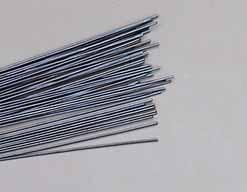 klippet ståltråd