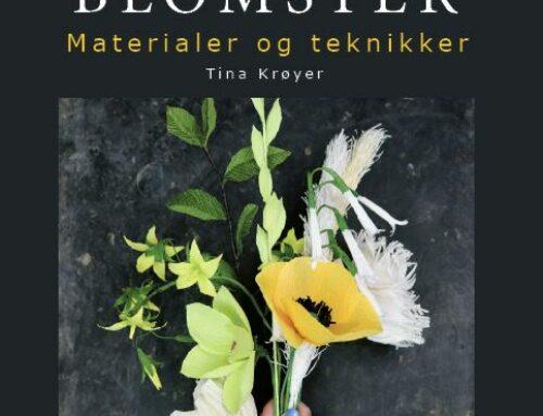 Ny bog om at lave crepepapirblomster