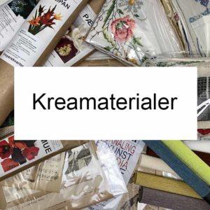 Kreamaterialer