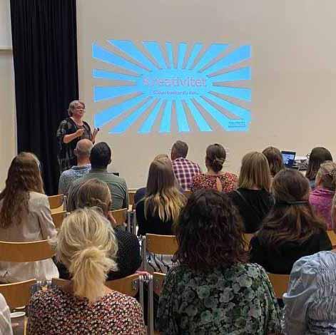 Foredrag Tina Krøyer